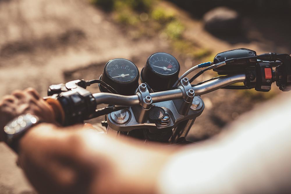 GPS motos