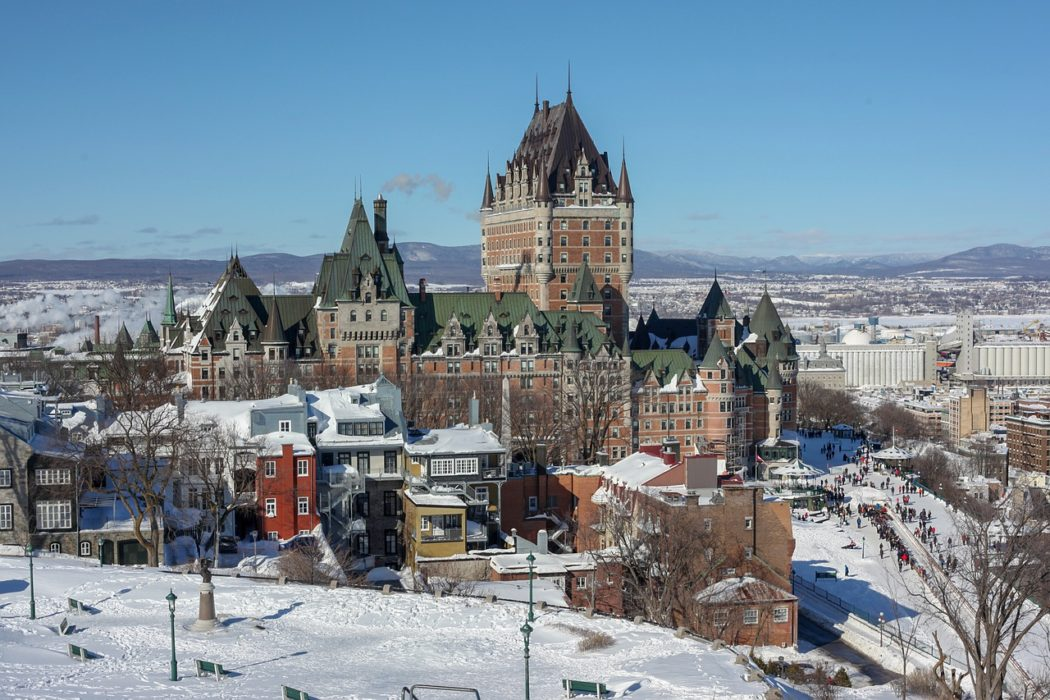 Hôtels au Canada pour dormir dans les plus beaux