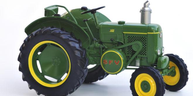 Miniature agricole Replicagari