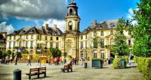 Rennes ville étudiante
