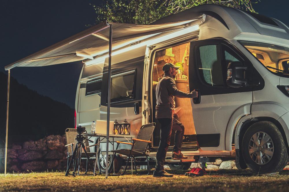 accessoire camping-car