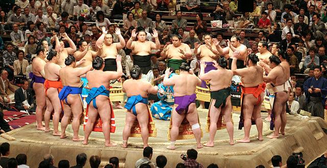 activité sportive japon