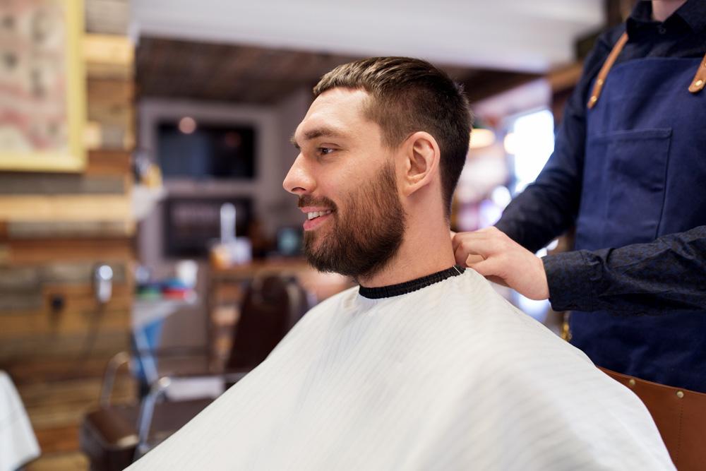 adoucir la barbe