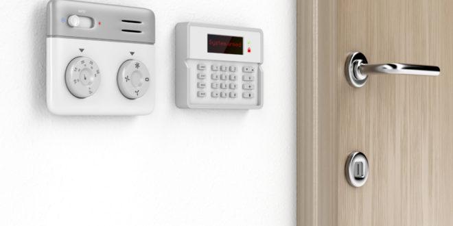 alarme maison IP connectée