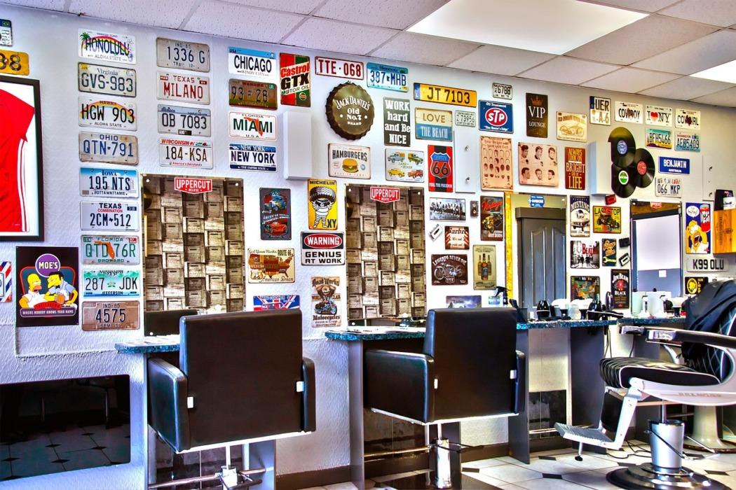 aménager un salon de coiffure