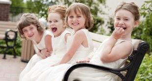 Idées pour occuper les enfants pendant à un mariage