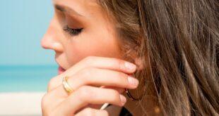 anneaux d'oreille femme