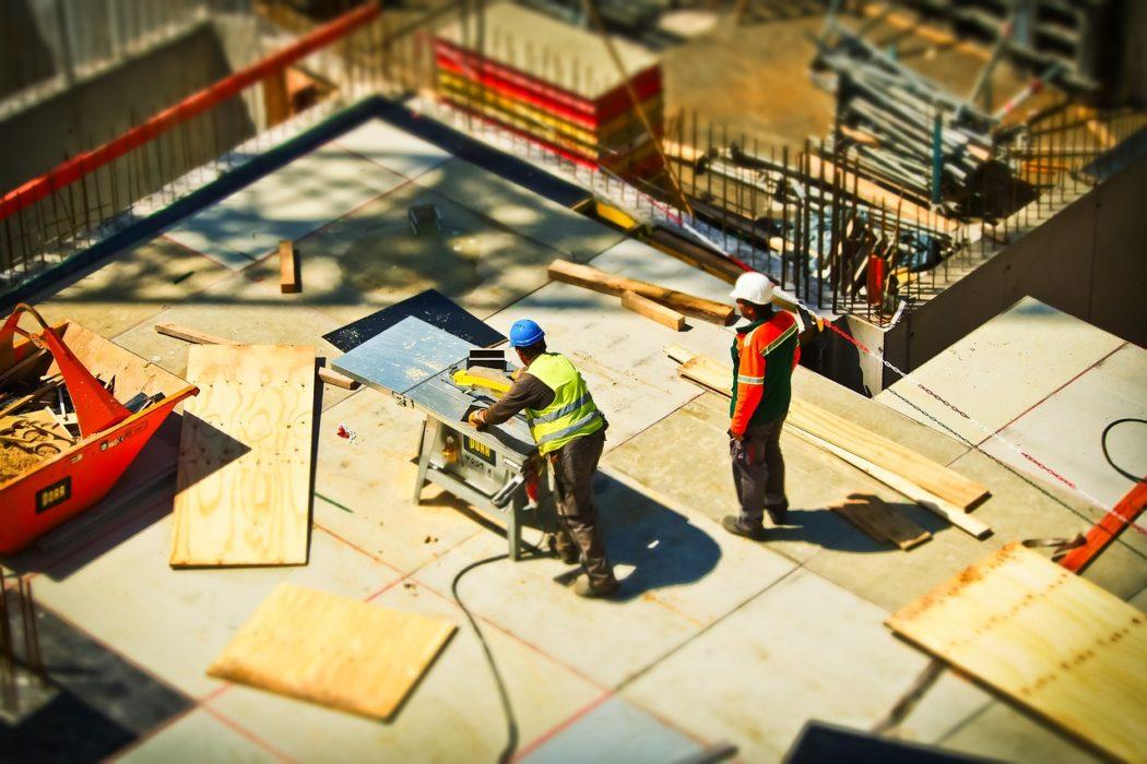 assurance du secteur du bâtiment