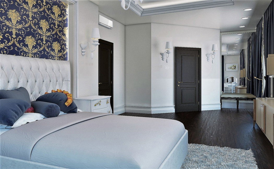 La chambre à coucher : une pièce qu\'il faut bien décorer