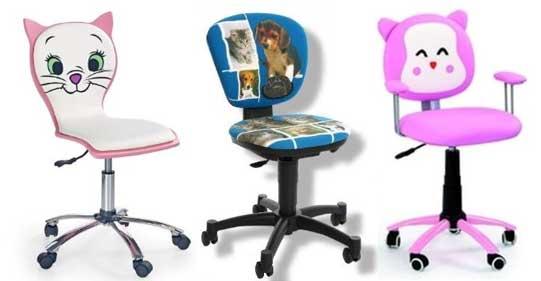 chaises de bureau enfant
