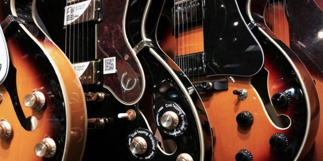 choisir une guitare électrique