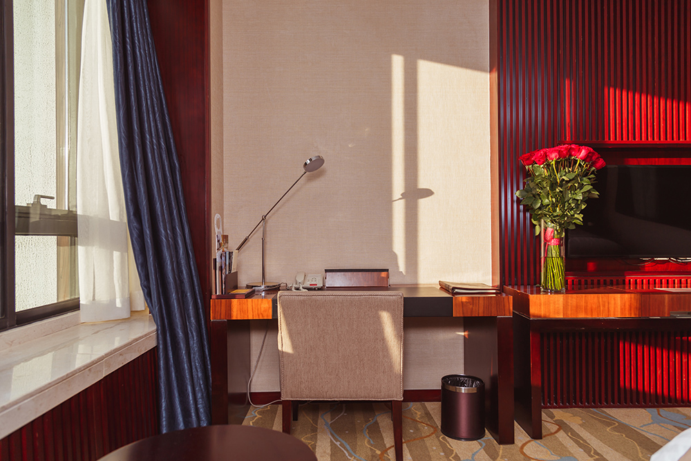 choix mobilier hotel