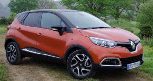 configuration Renault Captur