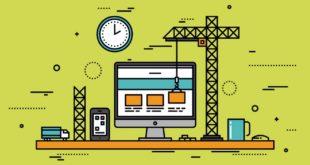 Construction de site web