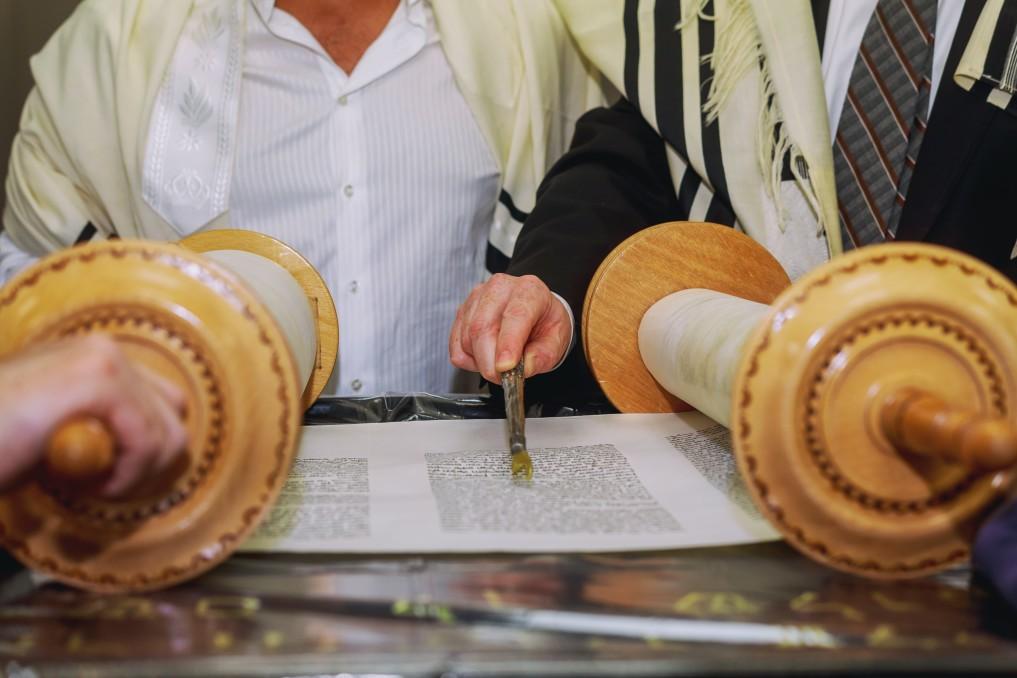 convertir en judaism
