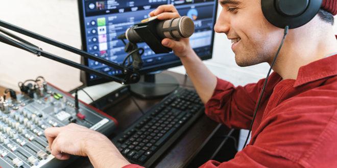 création d'une radio en ligne