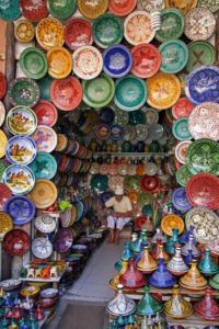 créer une décoration marocaine