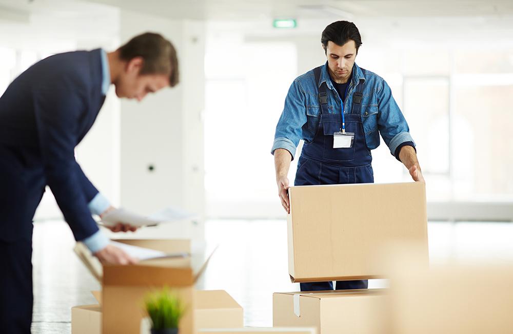 déménagement organisé
