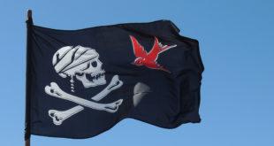 drapeaux pirates