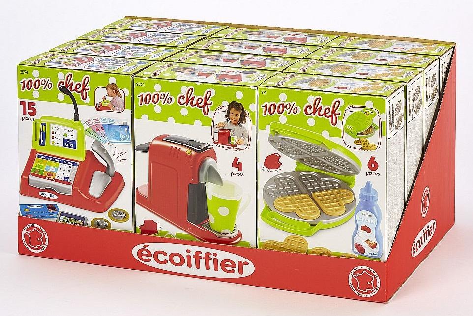Ecoiffier jouet imitation