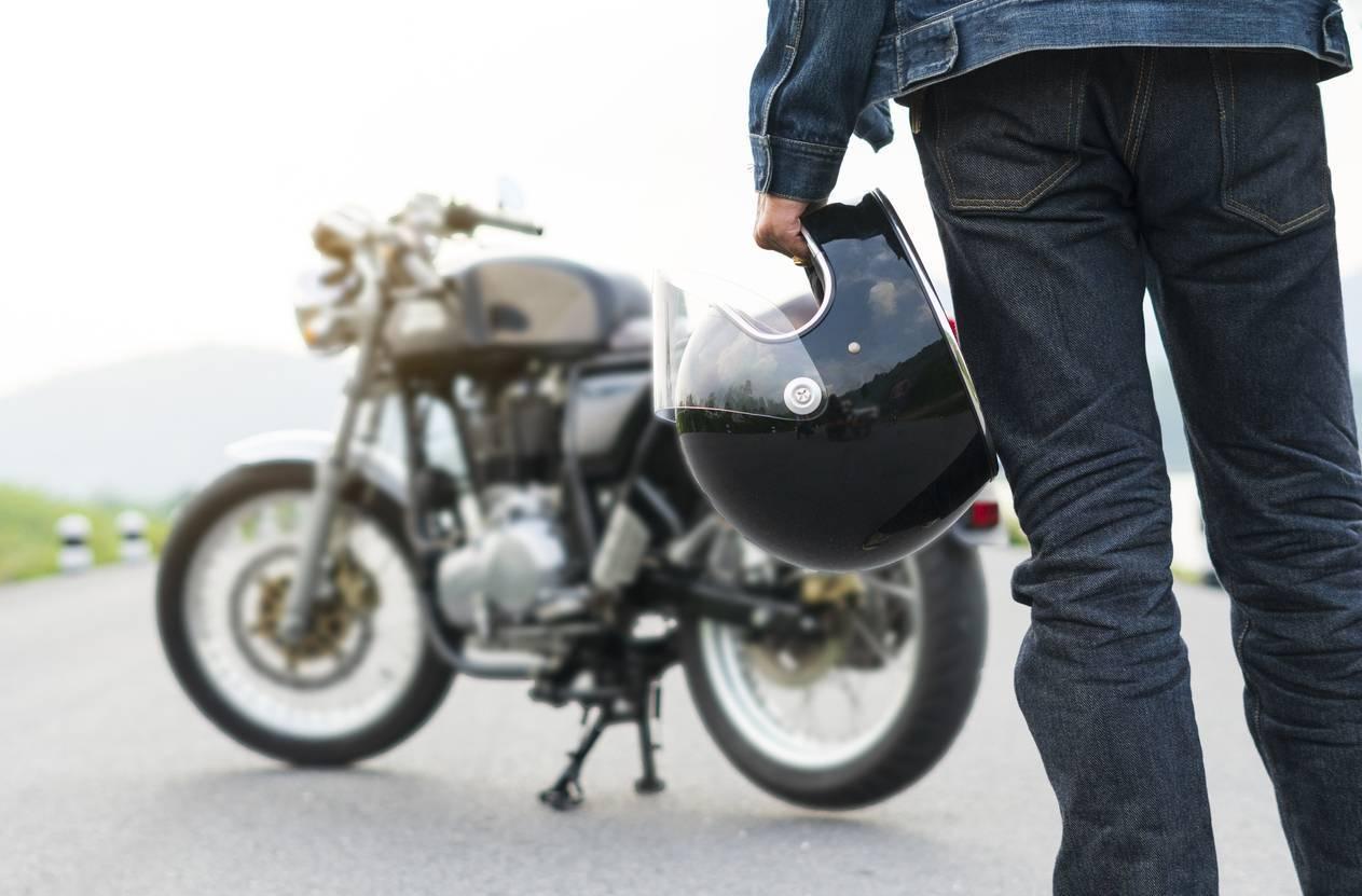 équipements moto mi-saison