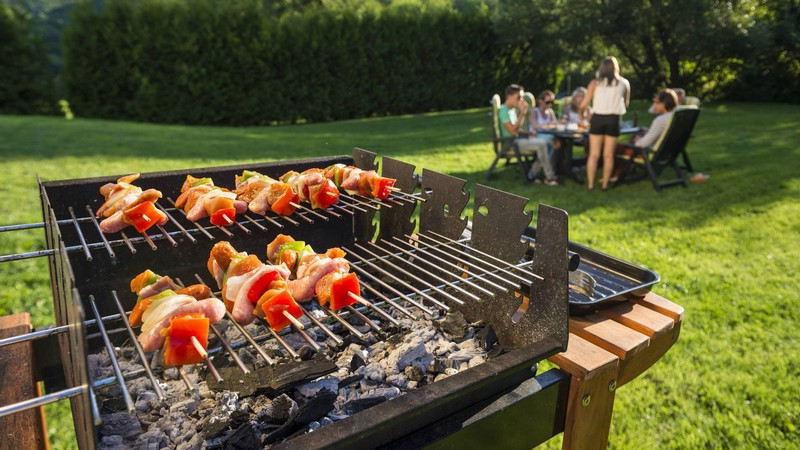 Grill de barbecue
