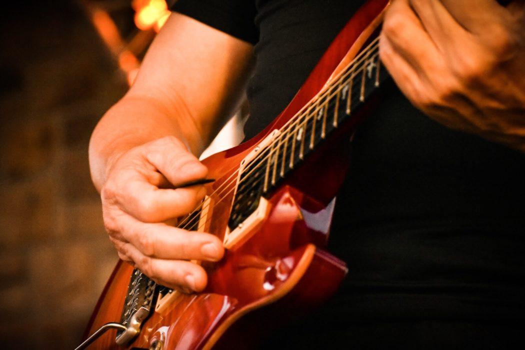 guitare électrique pour débuter