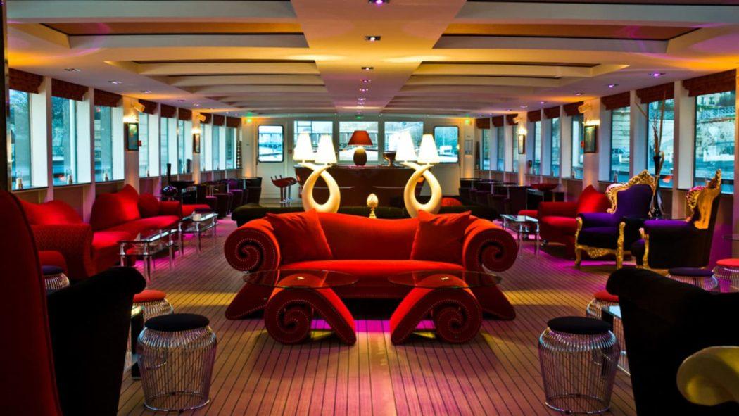 journée incentive sur yachts de Paris