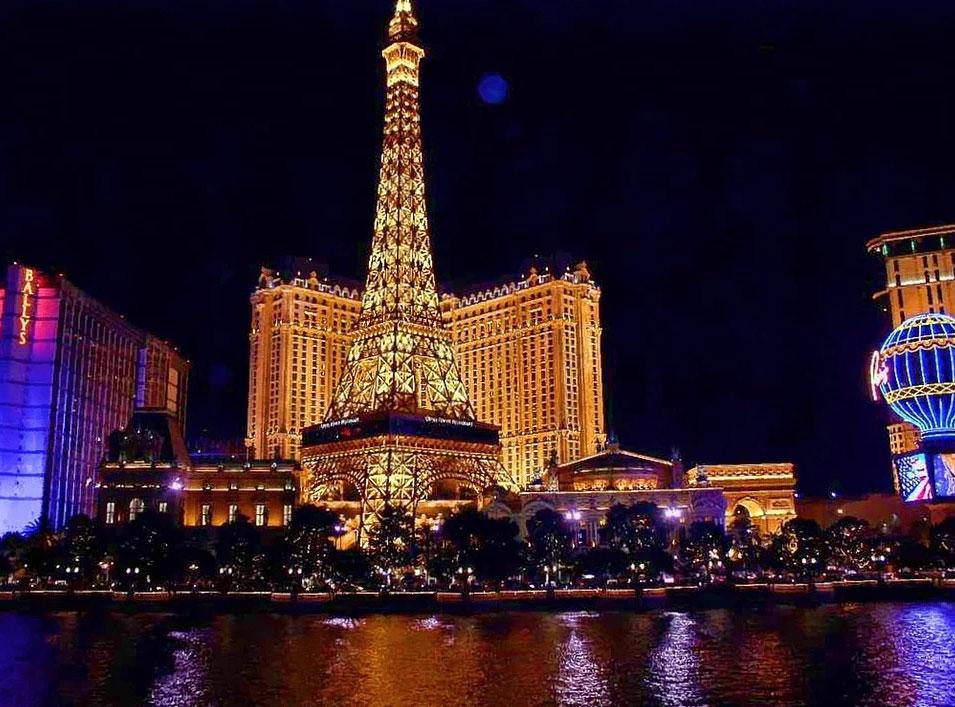 Las Vegas et le poker