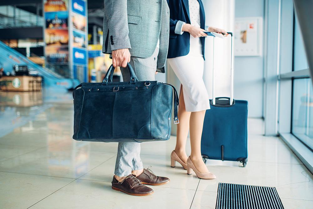 liste pour voyages d'affaires