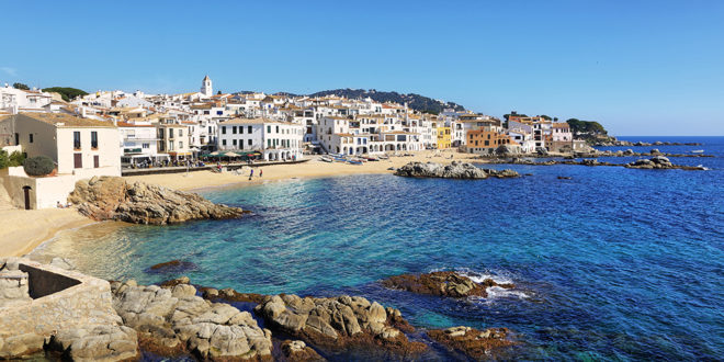 location Palafrugell