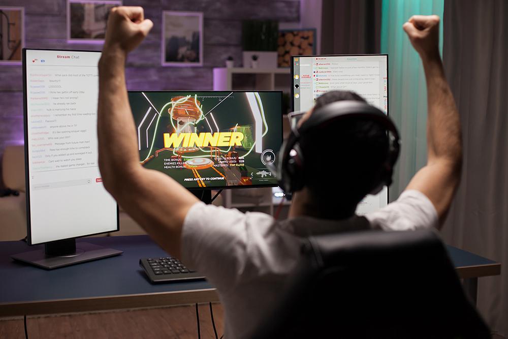 marché des jeux en ligne