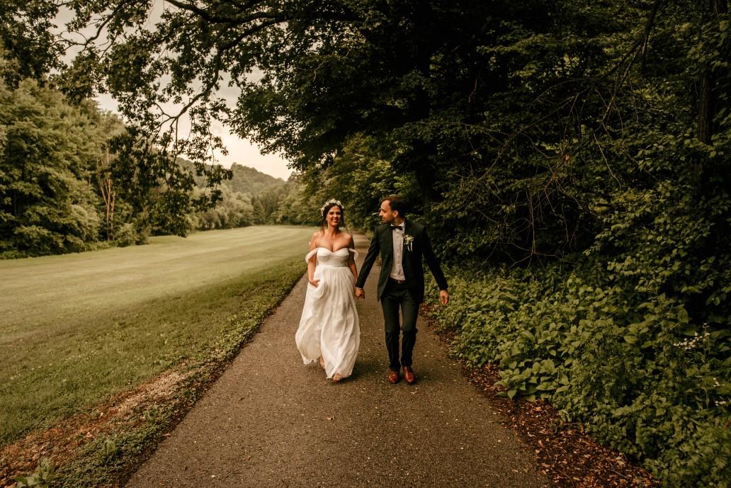 mariage style bohème
