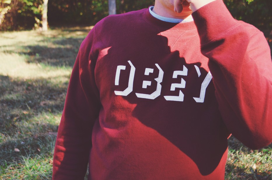 marque Obey