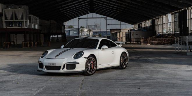 marque Porsche