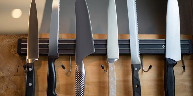 matériel pour chef cuisinier