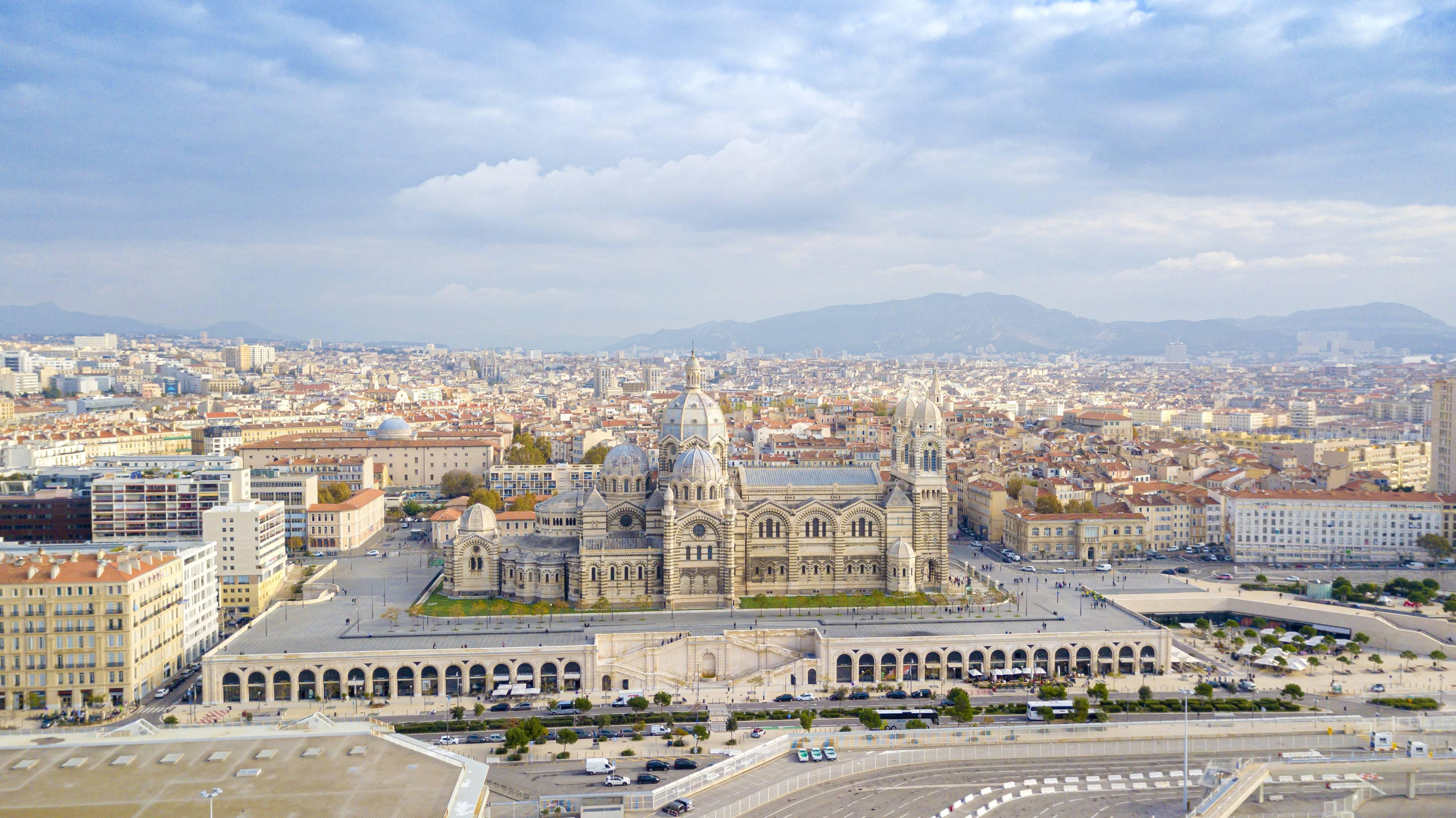 Marseille la Joliette immobilier