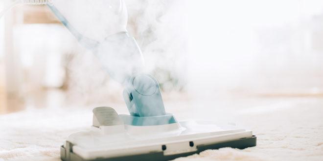 nettoyage à la vapeur