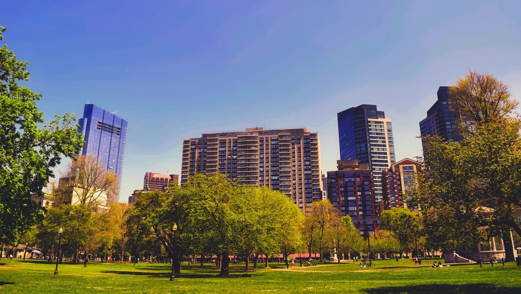 parc à boston