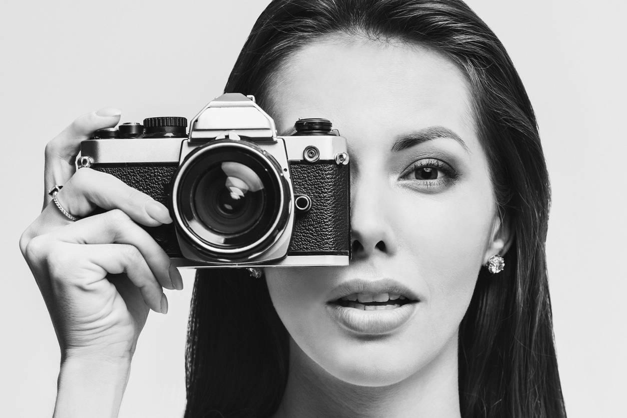 photographe professionnel équipement