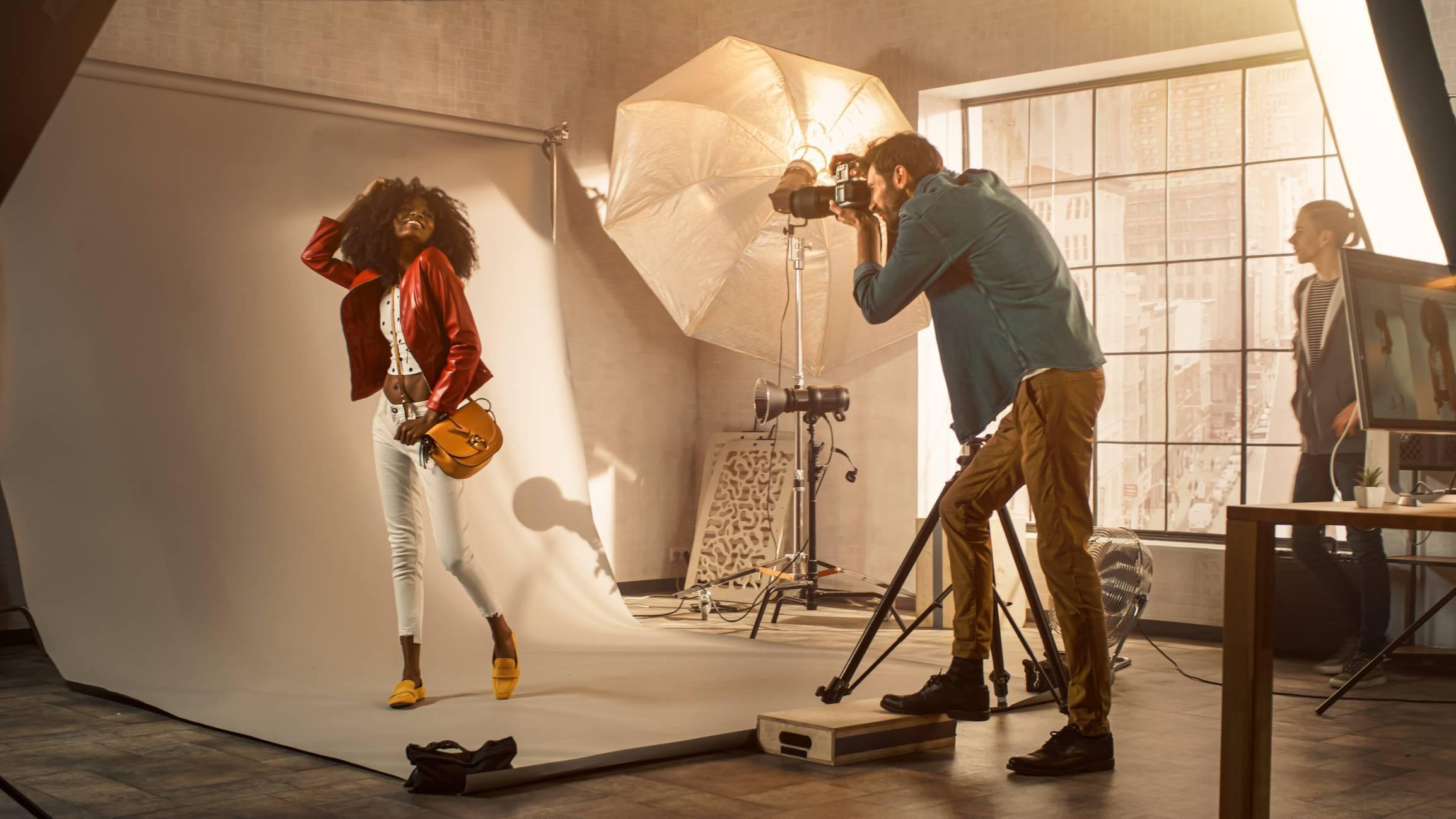 photographe professionnel accessoires
