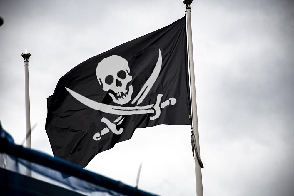 pirate célèbre