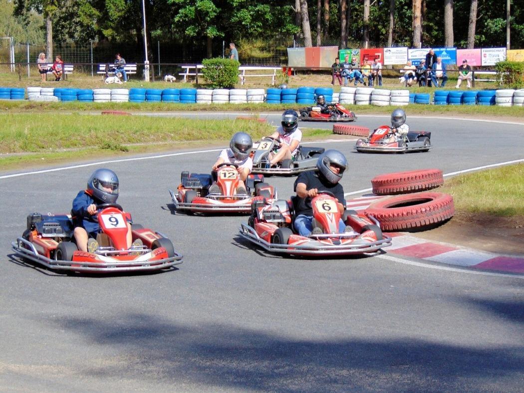 pistes de karting