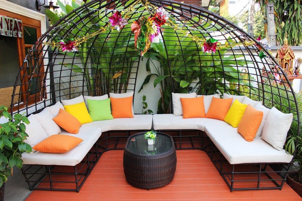 protéger mobilier de jardin