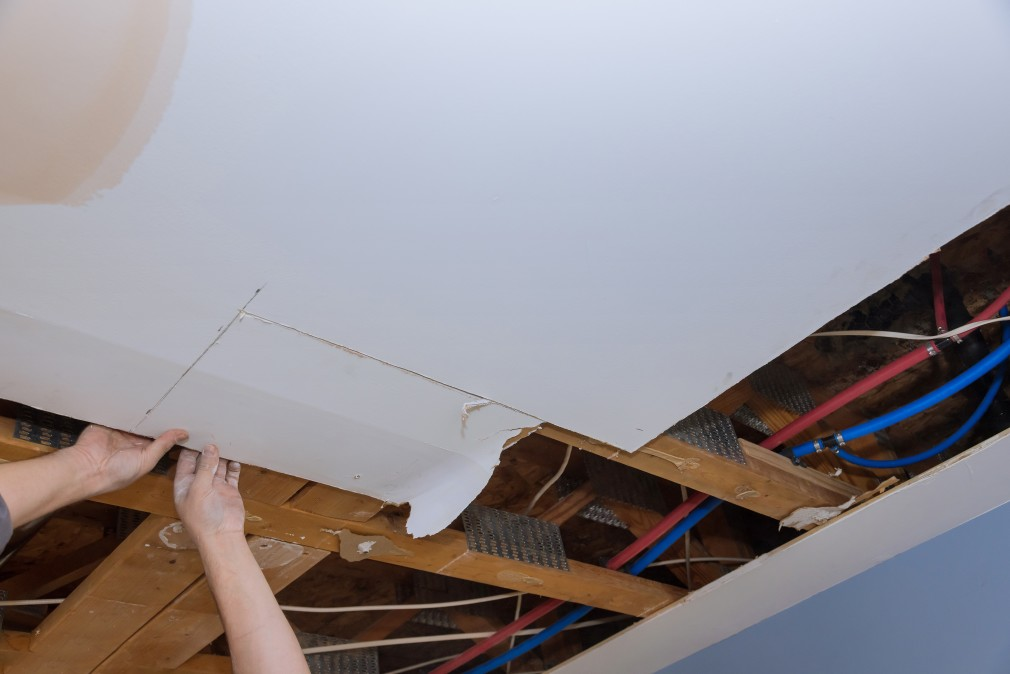 rénovation plaque isolation