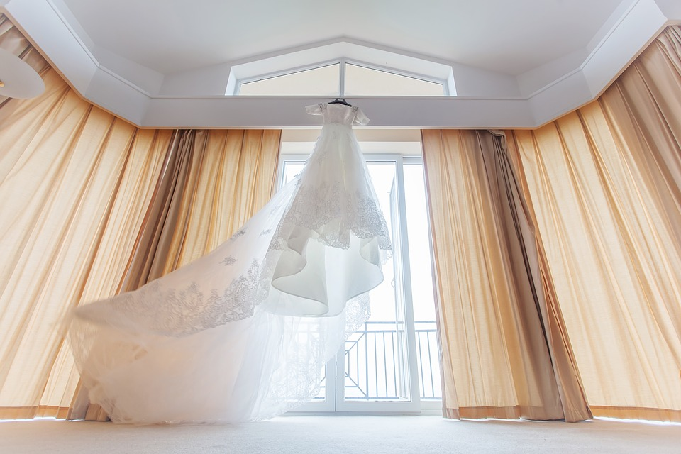 robe pour la mariée