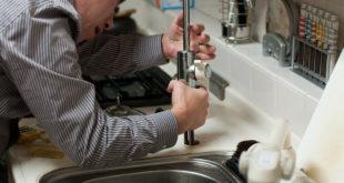 services d'un plombier