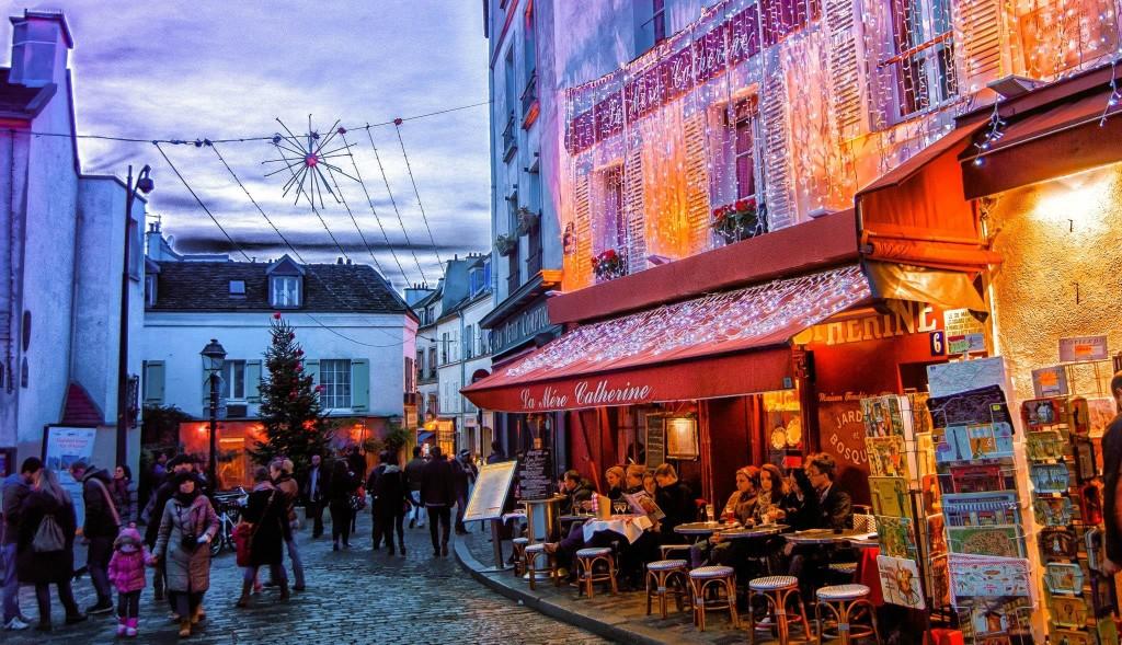 séjour à Paris pas cher