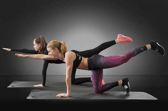 le sport pour maintenir son poids