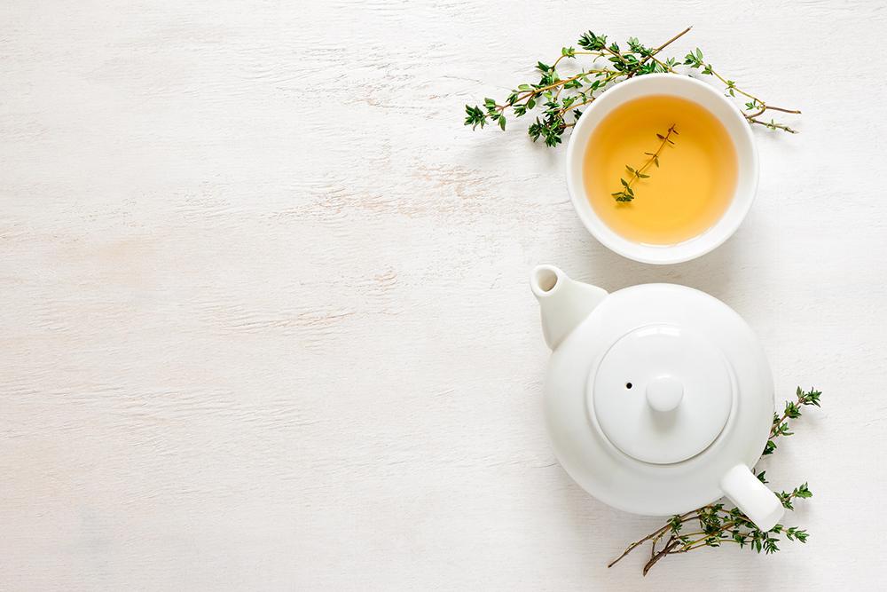 thé vert bio